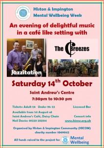 Concert 14 Oct